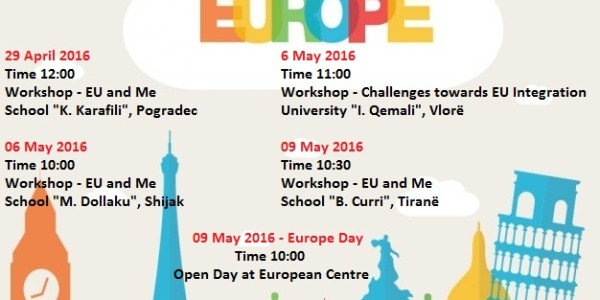 European WEEK 2016 ENGLISH